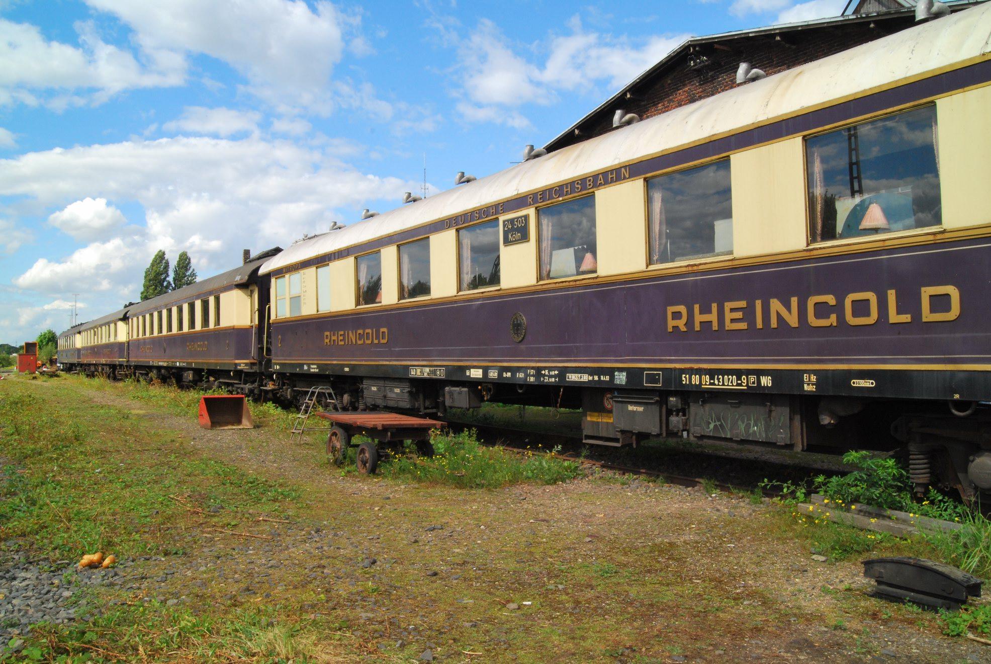 Zug Rheingold